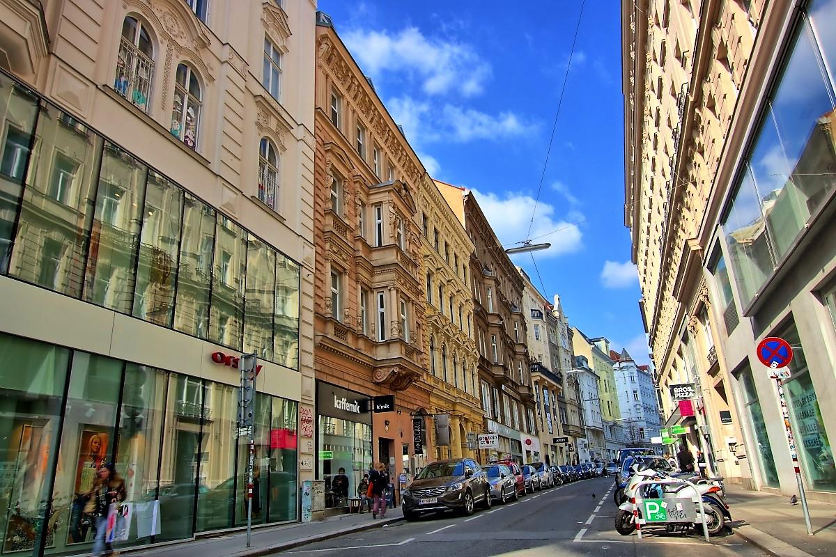 Ein  Tag im Leben eines Wiener Immobilienmakler
