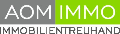 AOM Immobilientreuhand Logo 2018