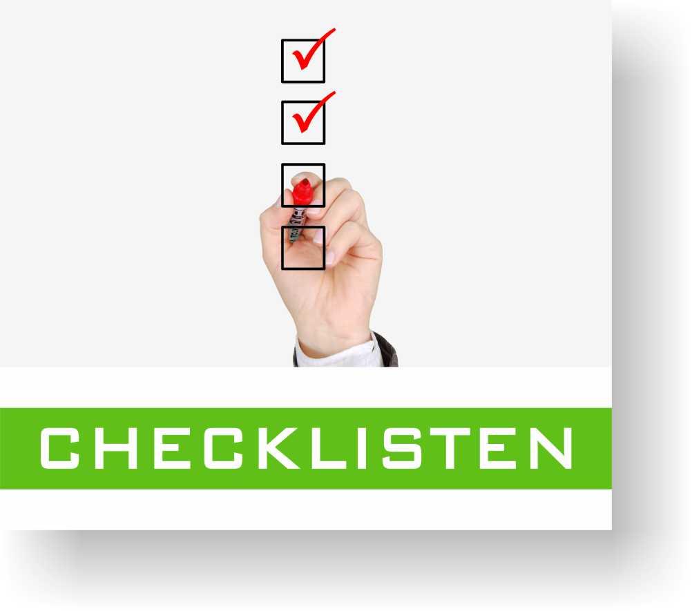 Checkliste für Immobilien Käufer & Verkäufer