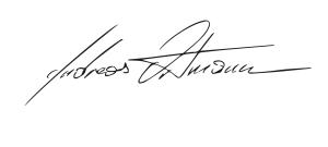 Unterschrift Herr Ortmann
