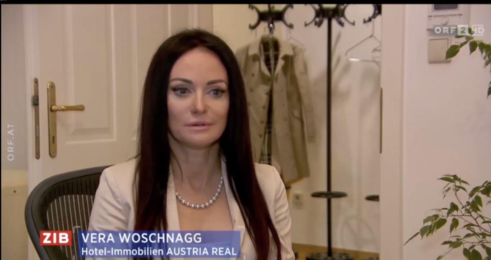 ORF Interview mit Frau Vera Woschnagg über Entwicklungen im Hotelmarkt 2020