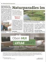 Bericht Woche_Gleichenfeier am 21.06.2018