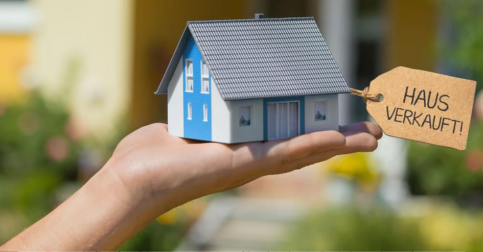 Wieviel Steuern zahle ich, wenn ich meine Wohnung oder Haus verkaufe?